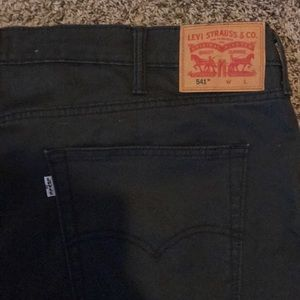 Levi's 541 Dark Gray Tweed
